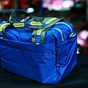 Спортивная дорожная сумка Asiapard AL 1019-10 синяя фото