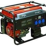 Генератор бензиновый Elitech БЭС 5000 Е 4000/4500 Вт ручной/электрический запуск фото
