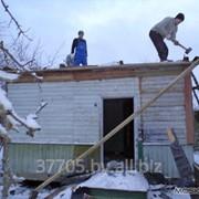Демонтаж, снос и разбор домов и конструкций фото