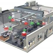 Промышленные системы охлаждения фото