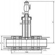 Тройник с ШКВ СТ 76*3,5-32-1-ППУ-ПЭ фото