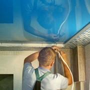 Демонтаж / монтаж подвесного потолка фото