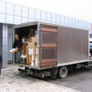 Перевозка грузов автомобильная фото