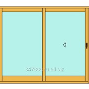 Дверной блок HS.LL.СПО.000-0Л 2000x2500 фото