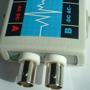 Осциллограф (разборные щупы) DISCO USB фото