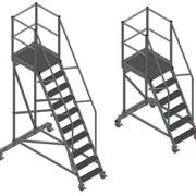 Лестницы сварные фото