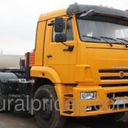 Седельный тягач Камаз 6460-26001-73 , двигатель Камаз-740.73-400 E-4, ресталинг фото