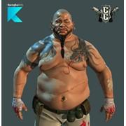 3D персонаж, под заказ, по фото или по эскизу фото