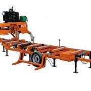 Мобильные ленточные пилорамы Wood-Mizer LT20/LT40/LT70 фото