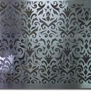 Лазерный раскрой материалов фото
