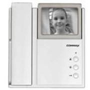 Чёрно-белый монитор домофона Commax DPV-4HP2 фото