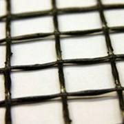 Базальтовая армирующая сетка фото