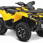Квадроцикл Can-Am Outlander 1000 XT фото