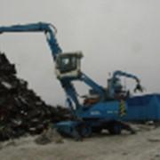 Заготовка, переработка лома черных металлов фото
