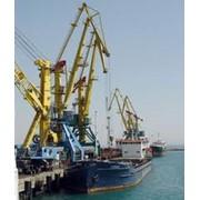 Морская логистика грузов фото