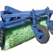 Тракторные щетки со стальным ворсом фото