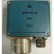 Датчики-реле давления ДЕМ 105 цена фото