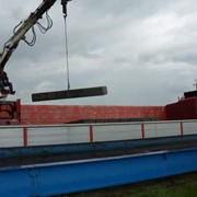 Доставка поверочных грузов весом до 20 т фото