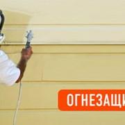 ТОО «Absolut Security», Огнезащитная обработка фото