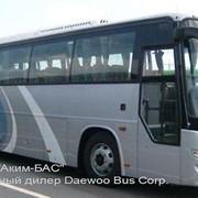 Междугородние туристические автобусы Daewoo BH120 фото