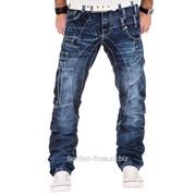 Умопомрачительные мужские джинсы Kosmo lupo KM-040 фото