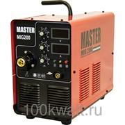 Сварочный полуавтомат Master МIG 200 (CNR) фото