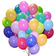 Гелевые шары, воздушные шарики фото