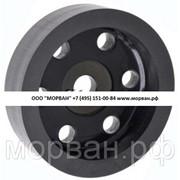 Зерно 230/270 150х22 мм бакелитовый круг для криволинейного фацета стекла фото