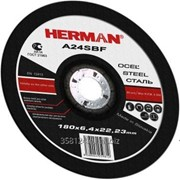 Абразивный шлифовальный круг HERMAN EXPERT фото