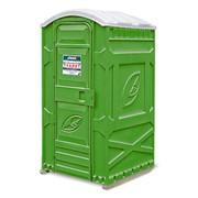 Кабины туалетные ЭкоЛайт фото