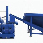 Прессы для пакетирования металлических отходов RUF18,5, 30, 55 фото