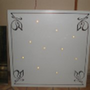 Плитка с диодной подсветкой фото