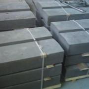 Камни бортовые (бордюры) фото