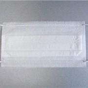 Маска одноразовая стерильная стандарт ПЭ №50/70бл/3500 фото