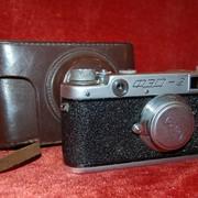 Фотоаппарат ФЭД-2 фото