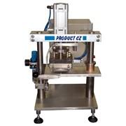 Полуавтоматическая машина для запайки стаканчиков ZS 500 фото