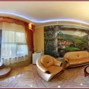 Гостиничный номер апартаменты парк-отель Святогорск семейный отдых Донецкая область фото