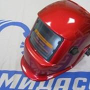 Маска сварщика Хамелеон НА-529c2 Brima-Best Top-1 красная фото