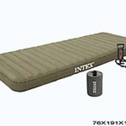 Матрац надувной для кемпинга intex 68711 фото