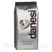 Кофе Danesi Doppio (вакуумная упаковка с клапаном, 1 кг) фото