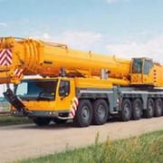 Услуги Авто крана грузоподъемностью до 50 тонн фото