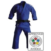 Кимоно Adidas IJF Approved фото