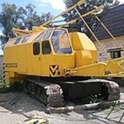 Аренда гусеничного крана РДК-25 фото