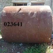 Бочка металлическая 5 м.куб №22 фото