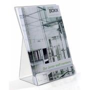 Подставка Durable настольная под брошюру и буклет А5