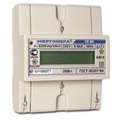 Счетчик электроэнергии CE101 5-60А дин-рейка Энергомера фото