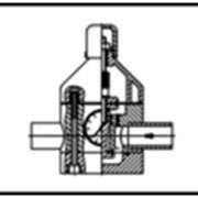 Редукционный клапан AGRU PP (полипропилен) d20-75 мм фото