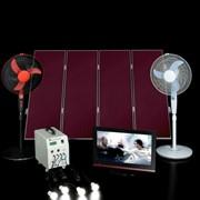 Солнечная батарея в комплекте с LCD DC TV,и спутниковой тарелкой фото