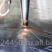 Лазерный раскрой и гравировка металла фотография