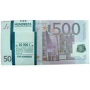 Деньги для выкупа невесты 500€ фото